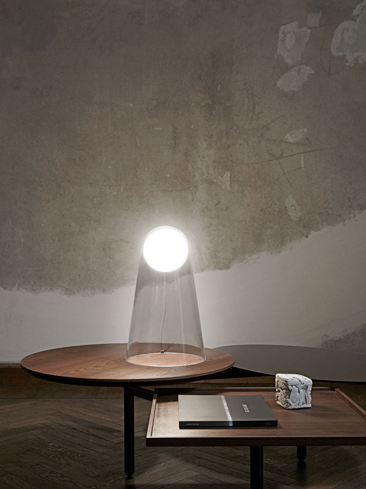 lampada satellight by foscarini