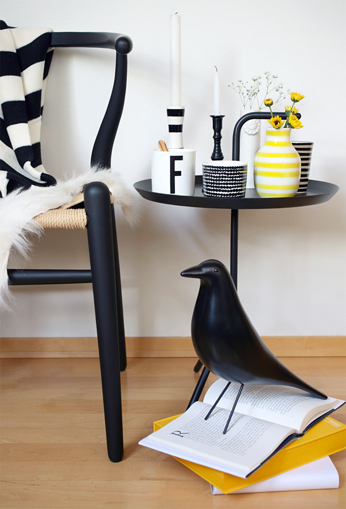 House Bird,  Charles & Ray Eames, Vitra, 1953