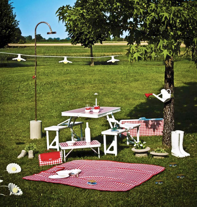 festival picnic table by seletti