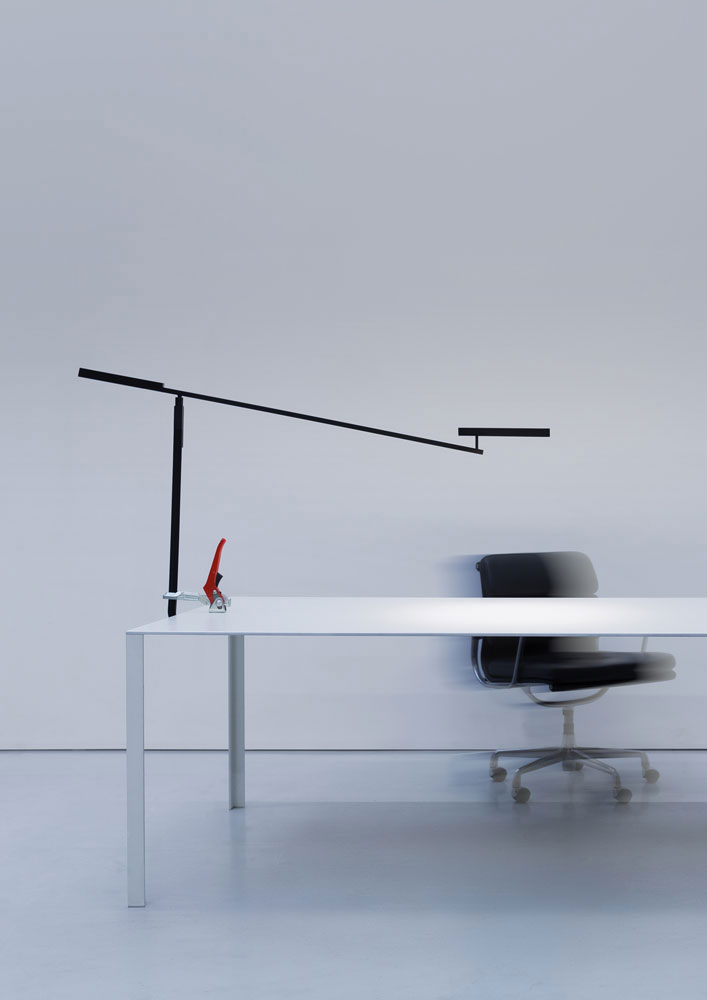 morsetto lamp by davide groppi