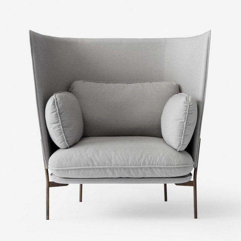 Armchair Cloud, design Luca Nichetto 2018, & Tradition