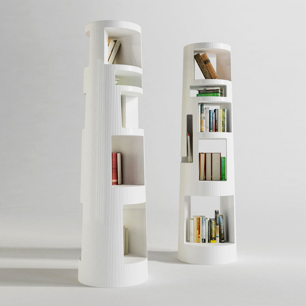 libreria babel by bonaldo