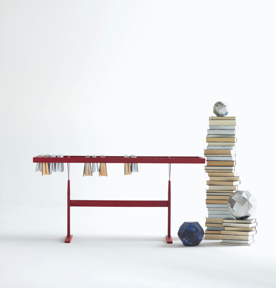 booken bookcase by lema
