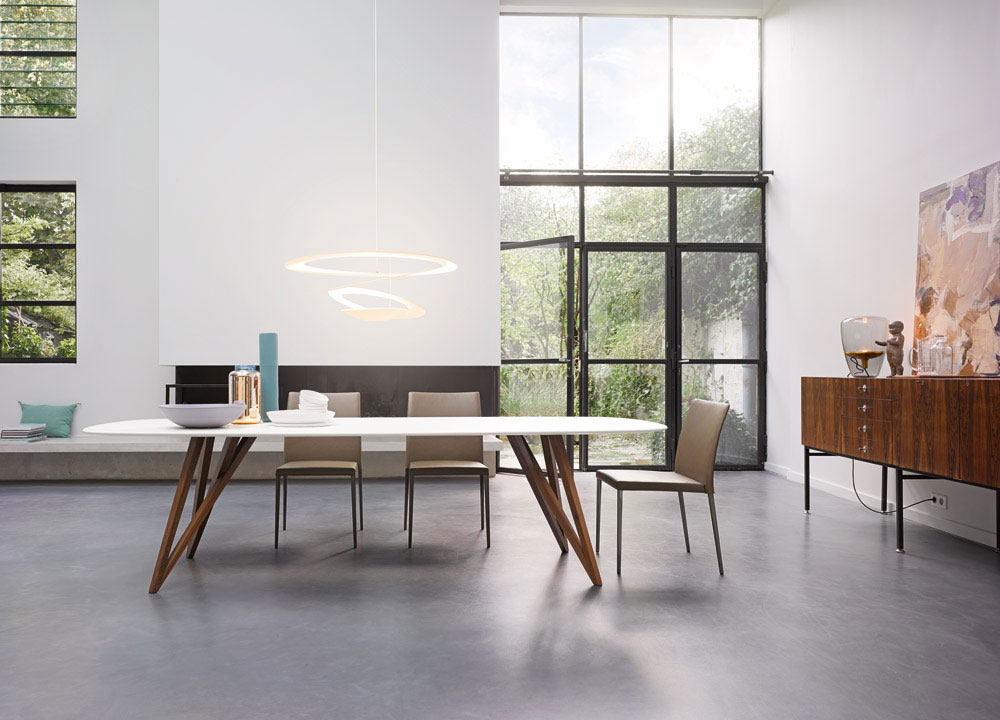 seito table by walter knoll