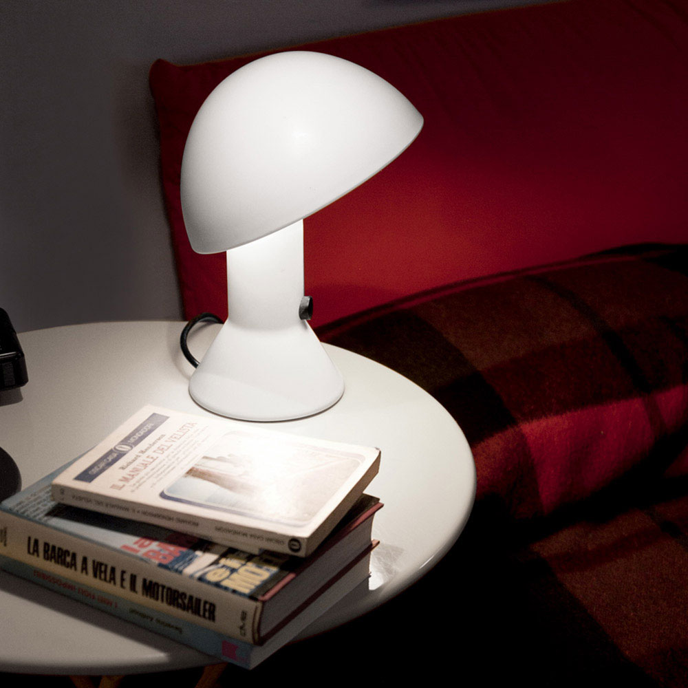 elmetto lamp by martinelli luce