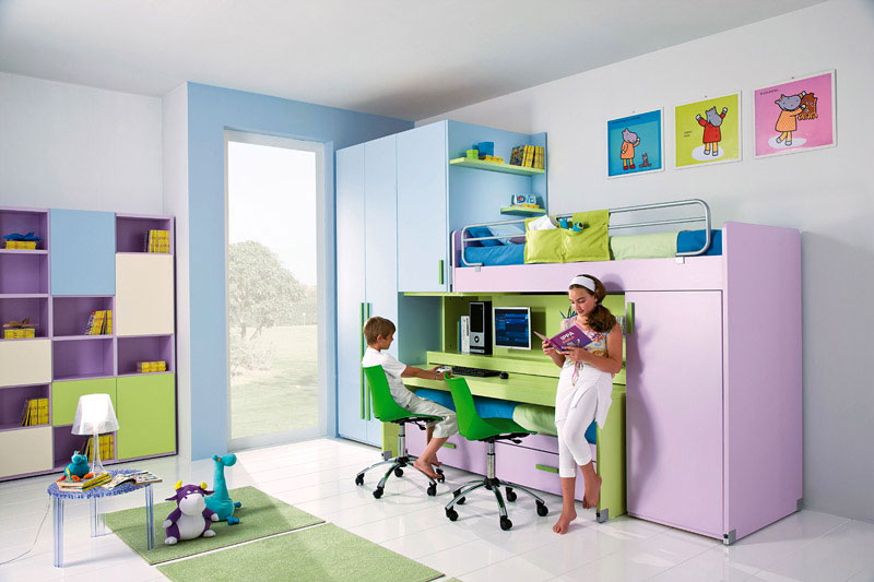 ferrimobili kids room