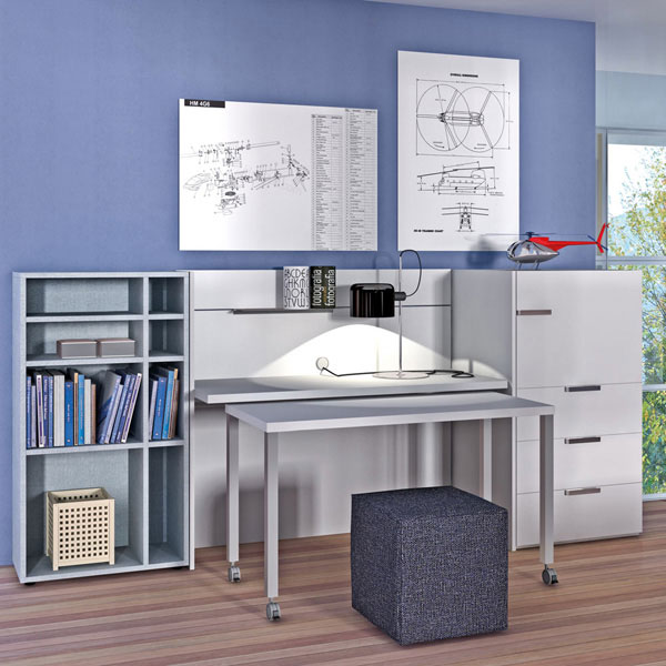 freestyle desk by erba