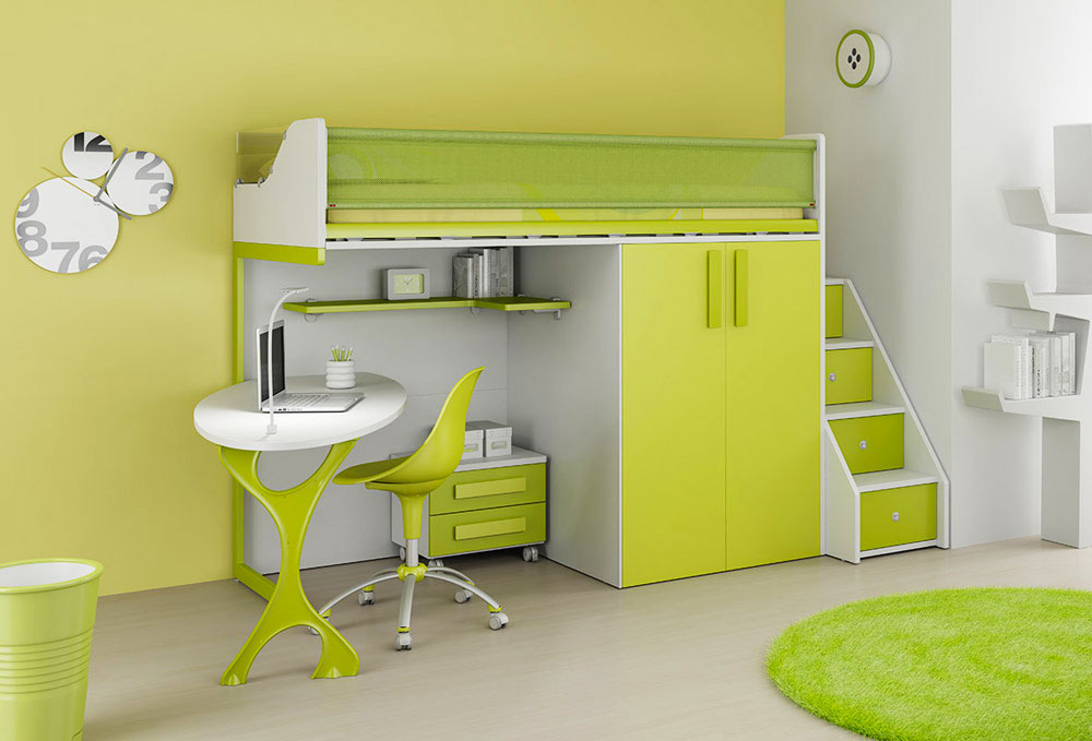moretti compact kids room