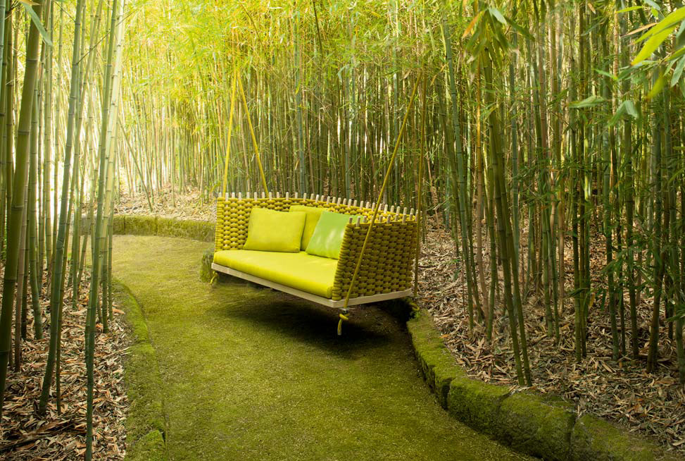 wabi swing by paola lenti