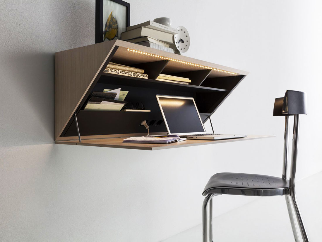 segreto shelf by molteni&c