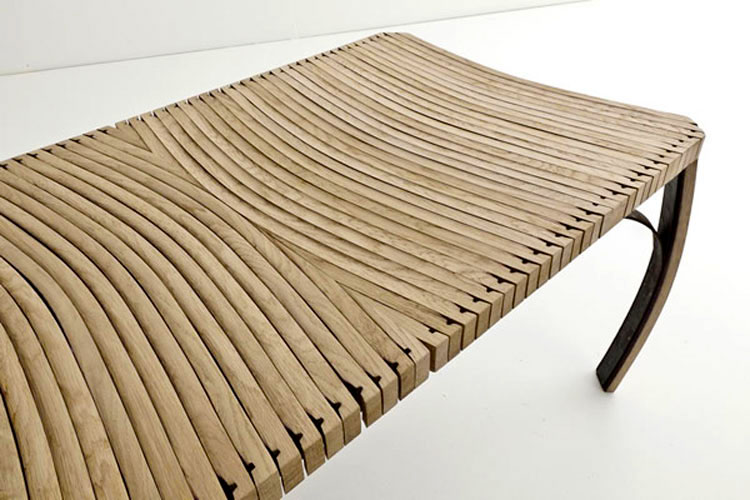 doga table by san patrignano