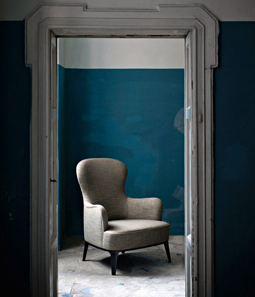 memorie armchair by flexform mood