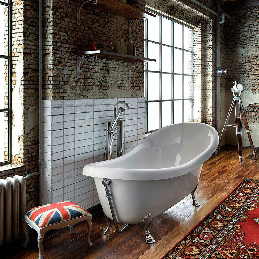 old england bathtub by glass1989