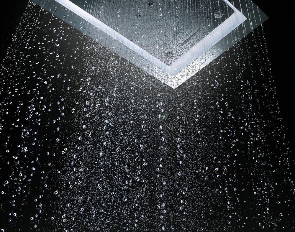 aquasymphony rainshower by grohe