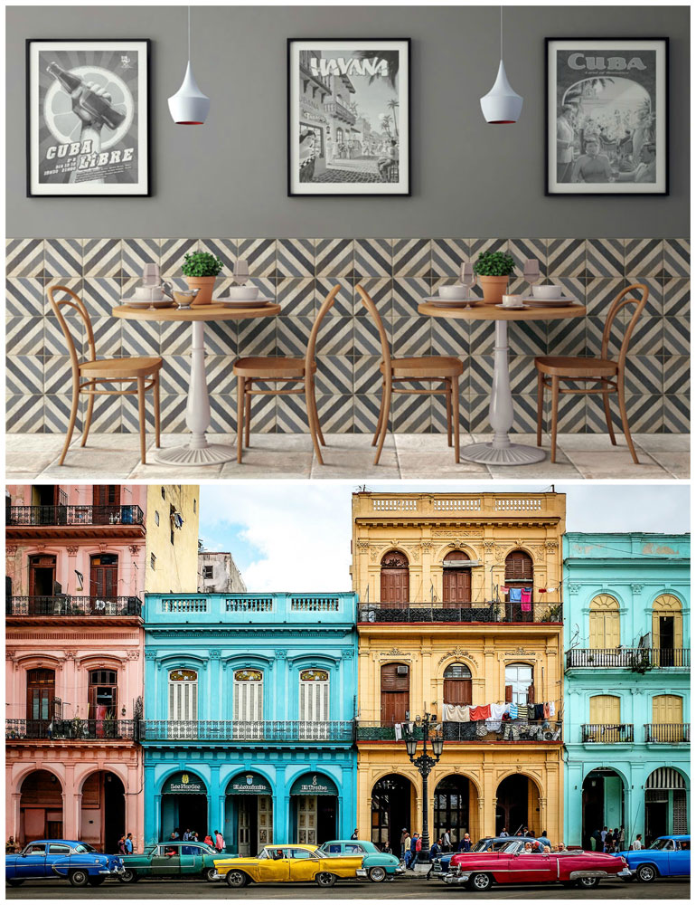 havana collection by cir