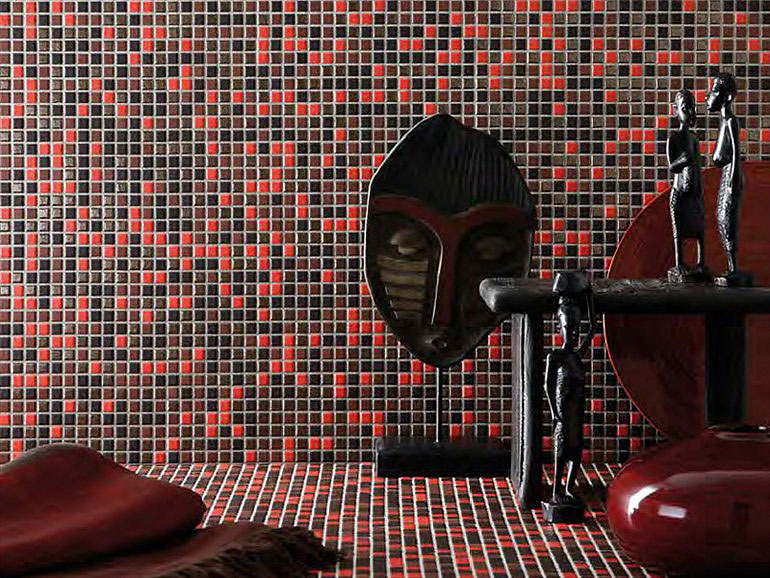 mosaico tribal chic by appiani