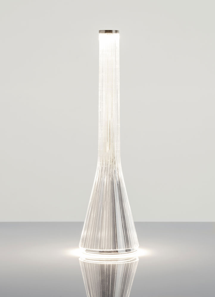 lampada candy candle by kartell
