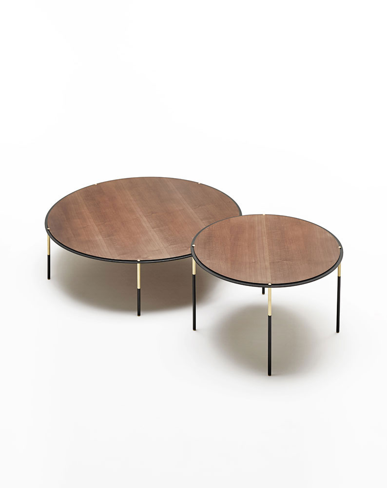 era small table by living divani