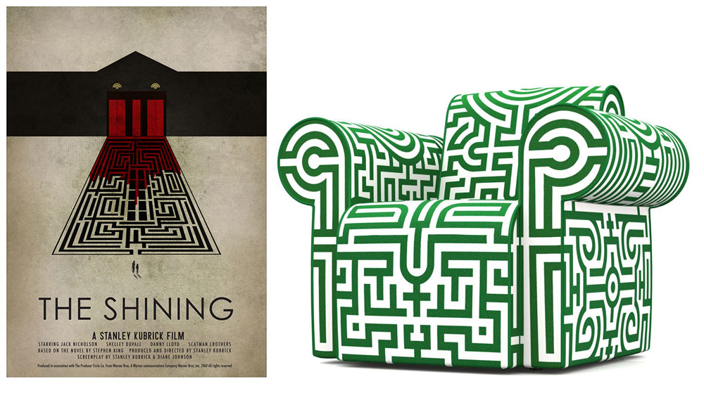 poltrona labyrinth by moooi