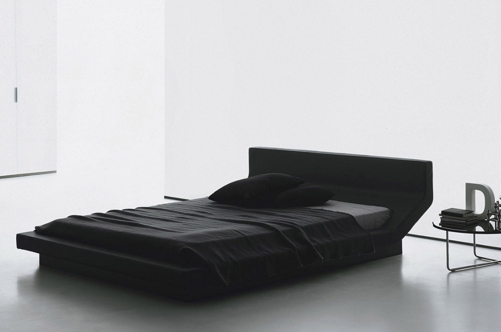 Lipla Bed, Jean Marie Massaud, Porro, 2005