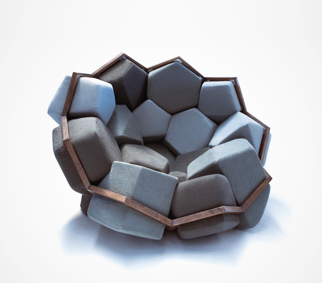 Quartz Armchair, Ctrlzak-Davide Barzaghi, D3CO, 2013