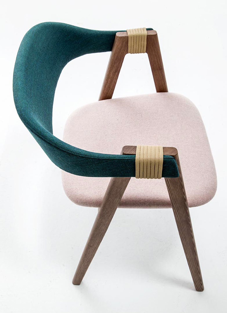 mathilda chair by moroso
