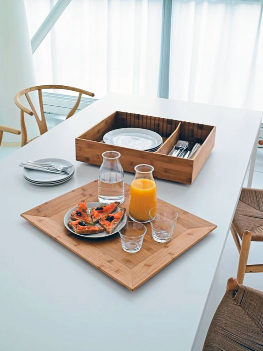 fat tray by alessi