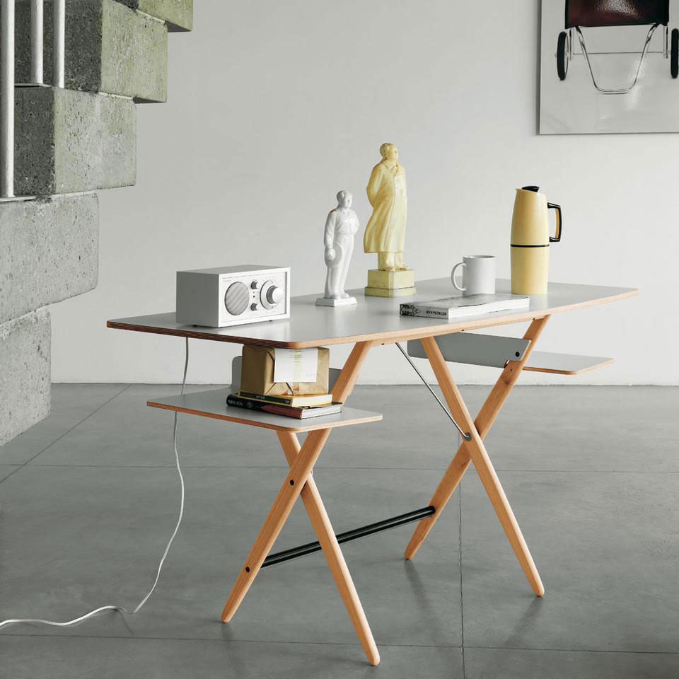 scrittarello writing desk by de padova