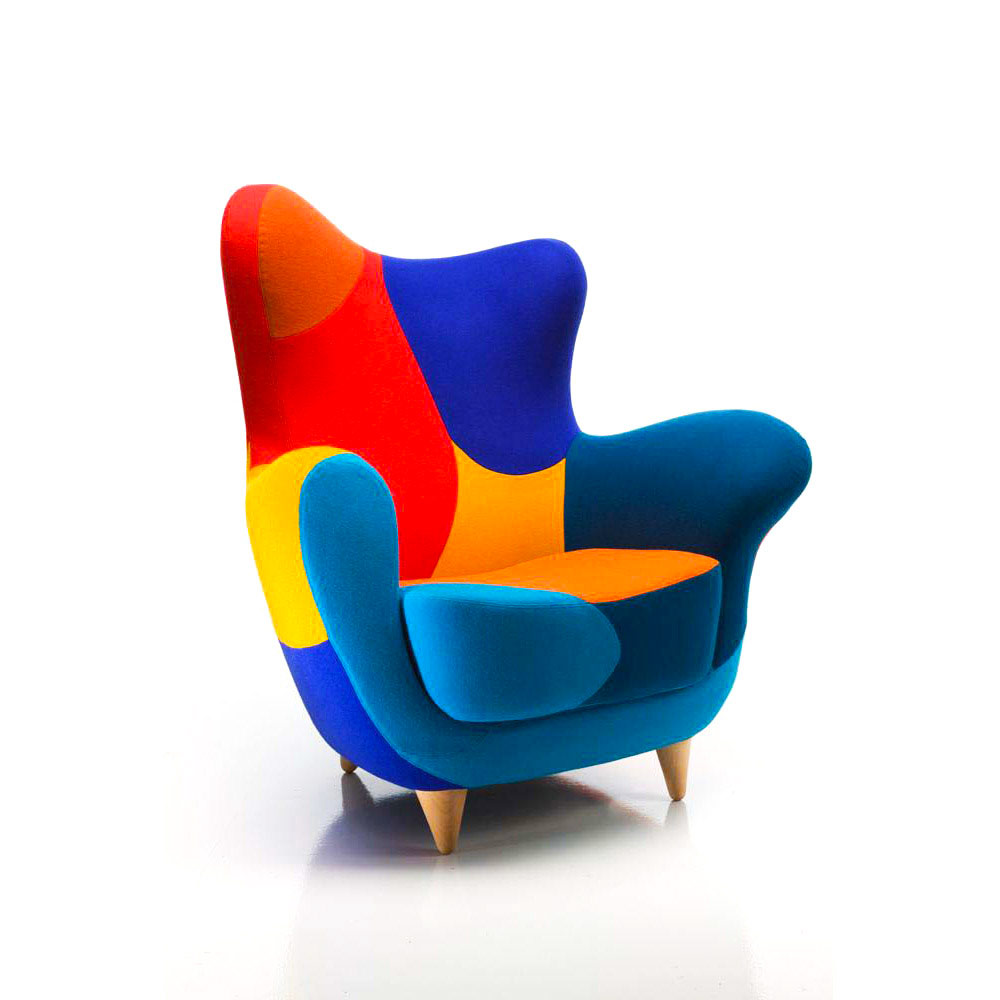 alessandra armchair by moroso