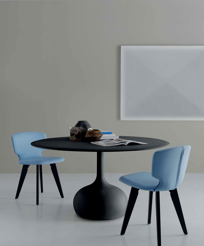saen black table by alias
