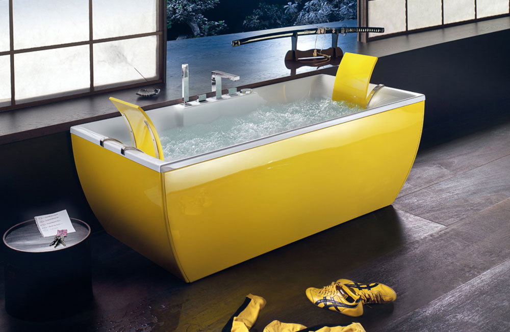 Kalì Color Bathtub, BluBleu