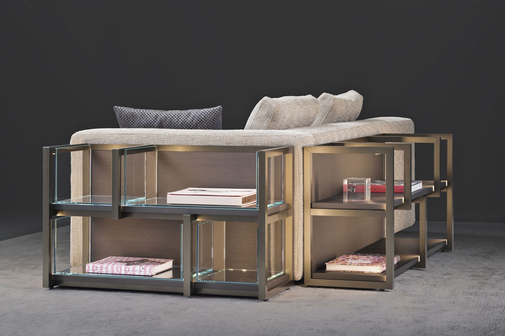 continuum bookcase by natevo