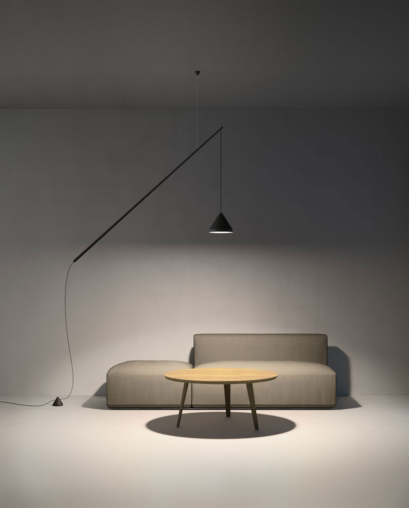 north lamp by vibia