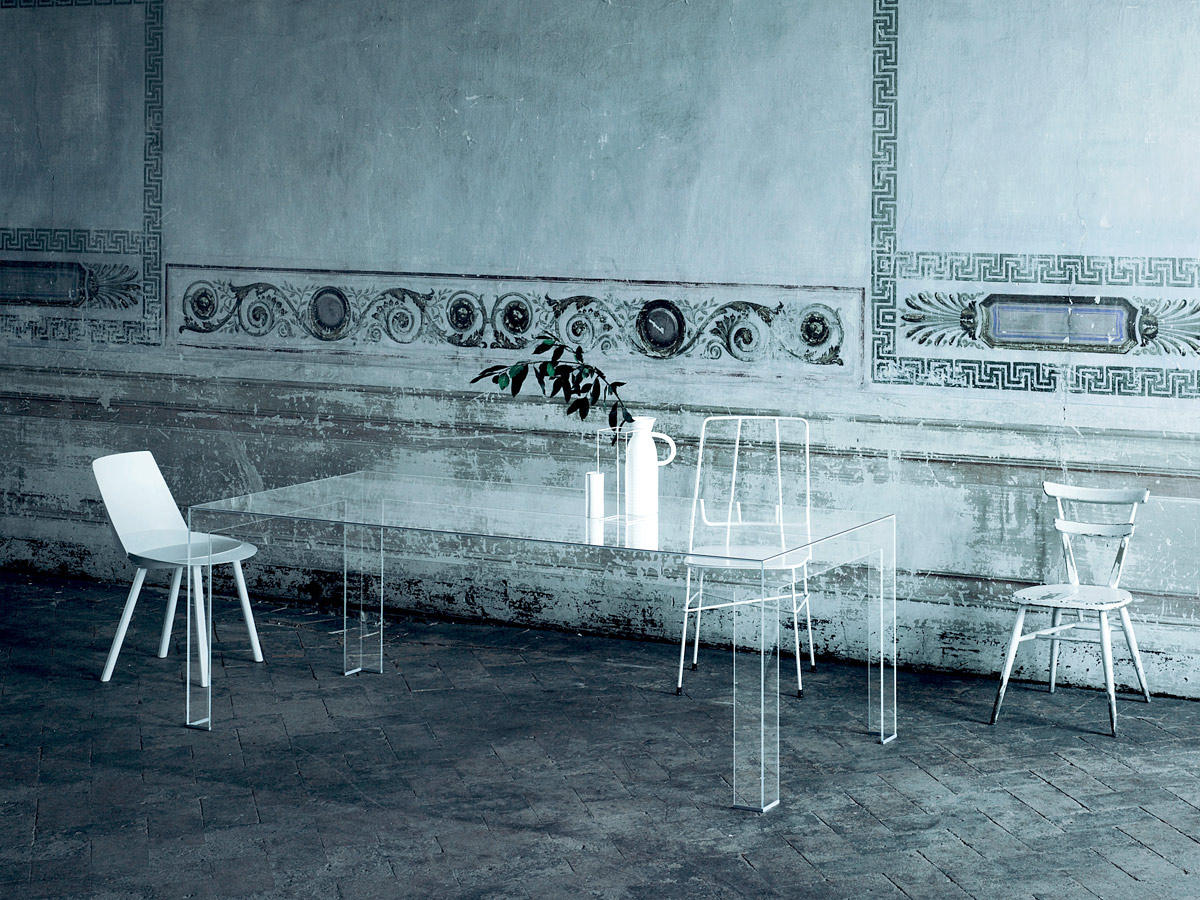Atlantis Table, Lorenzo Arosio, Glas Italia
