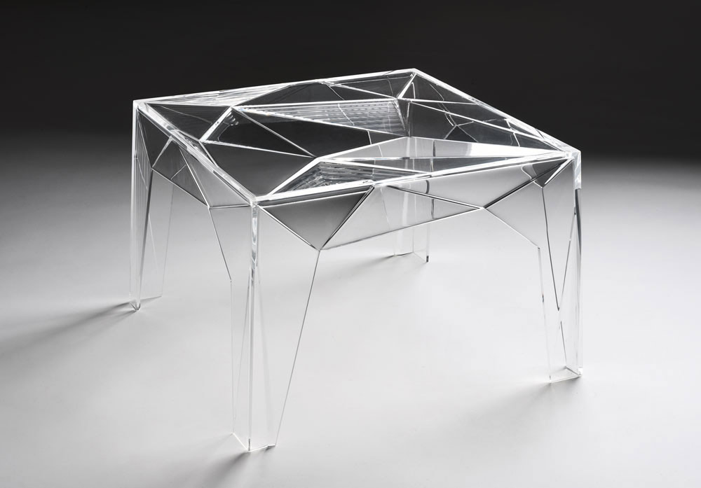 Braque Table, Mario Bellini, Kartell, 2015