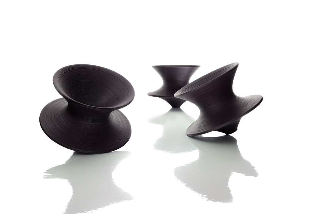 Spun Chair, Thomas Heatherwick, Magis, 2010