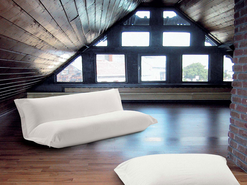 guanciale sofa bed by futura