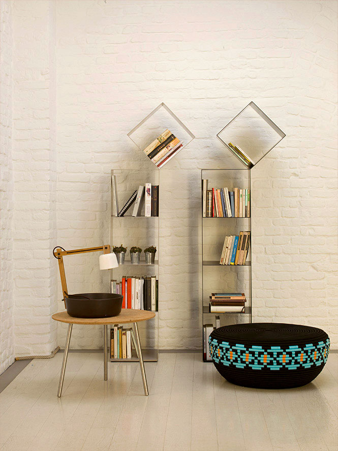 libreria drop by cappellini