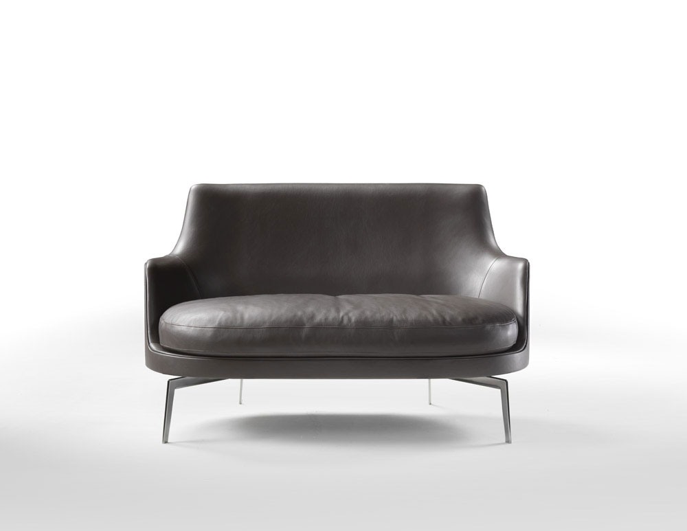 guscio sofa by flexform