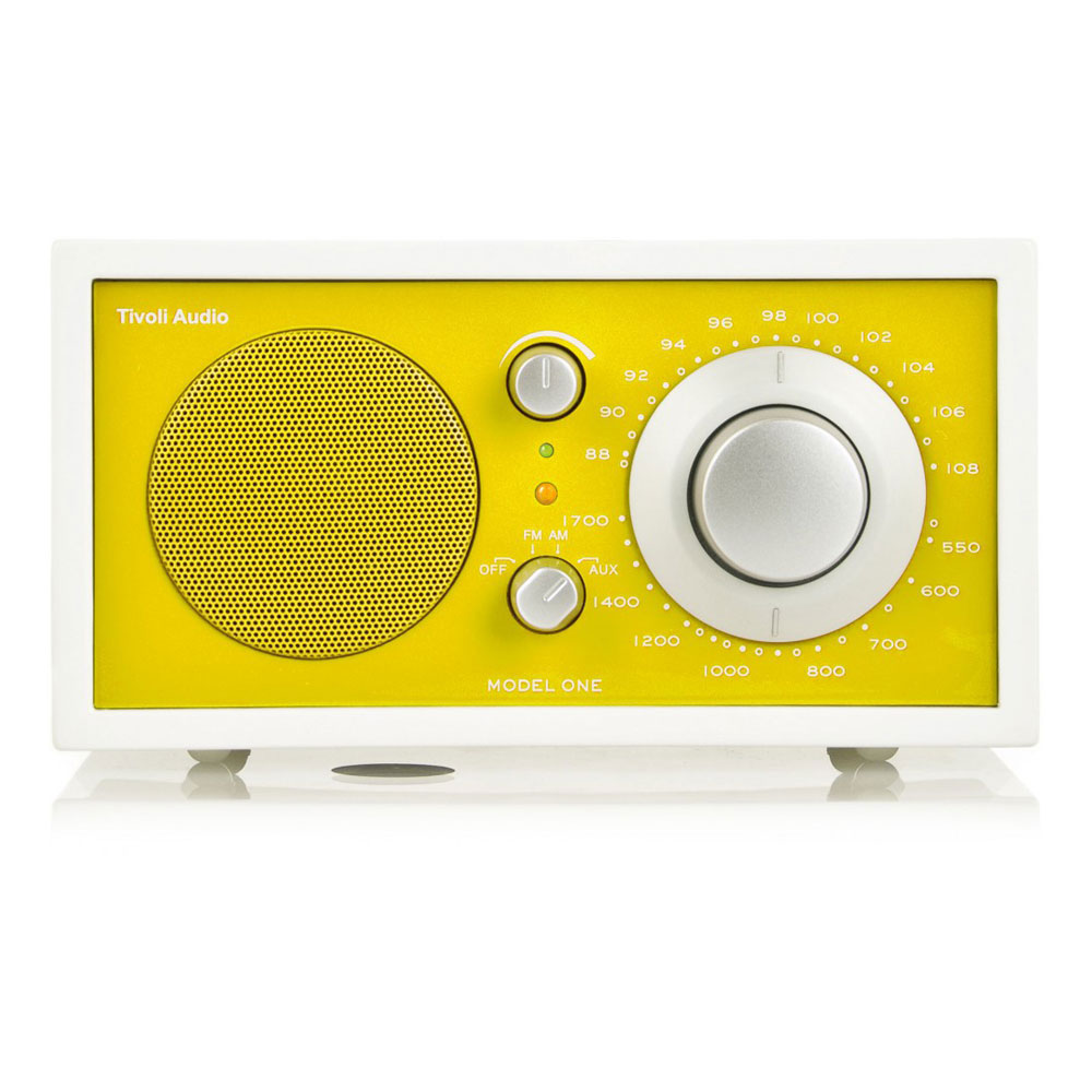 model one radio by tivoli audio