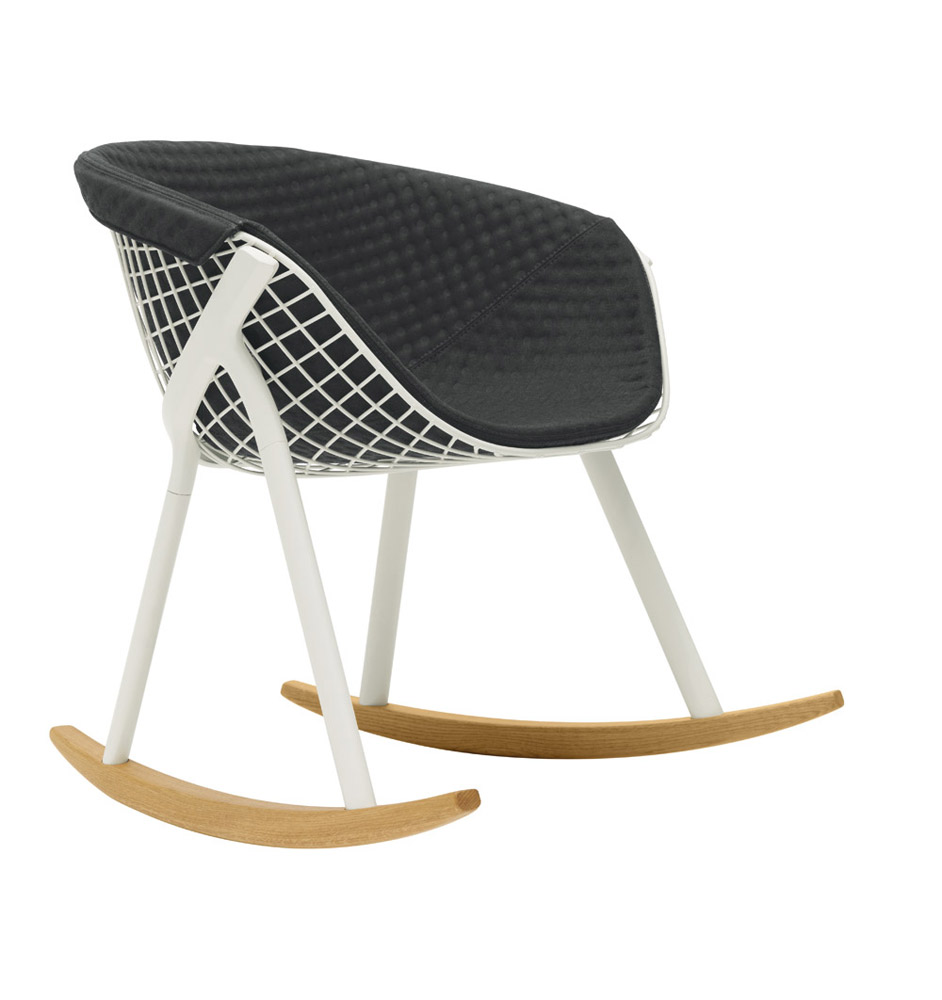 Kobi Rocking Chair, Patrick Norguet, Alias, 2015