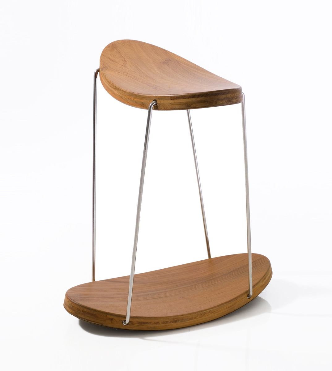 Rocking Stool, Yaacov Kaufman, Gaga&Design, 2007