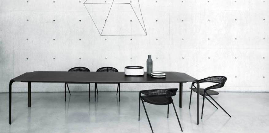 brasilia table by living divani