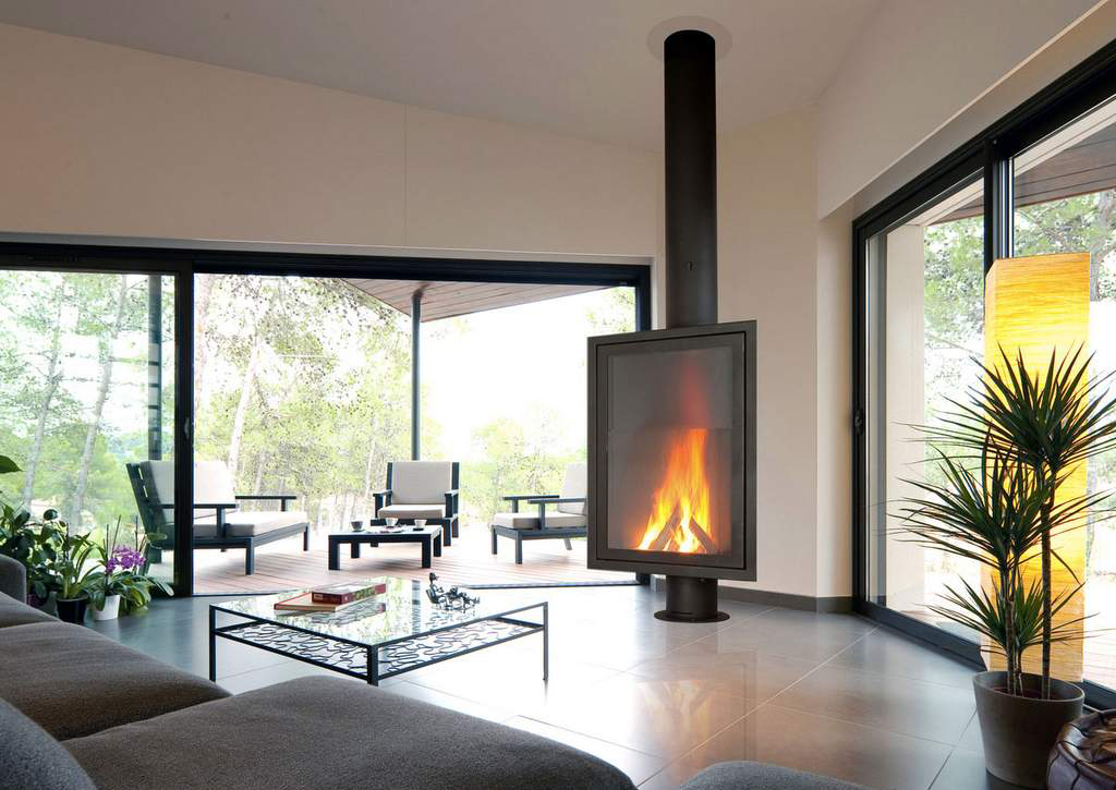 eurofocus fireplace by focus