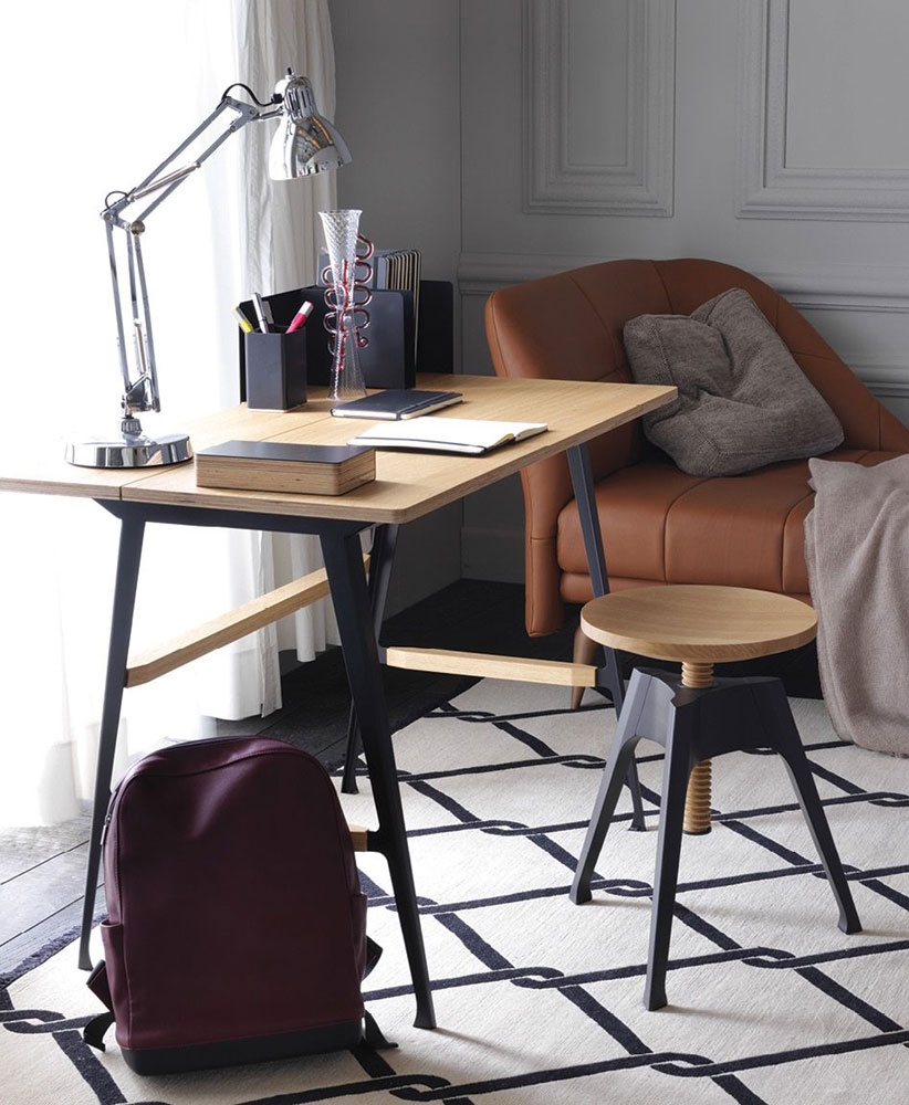 portable atelier desk by driade