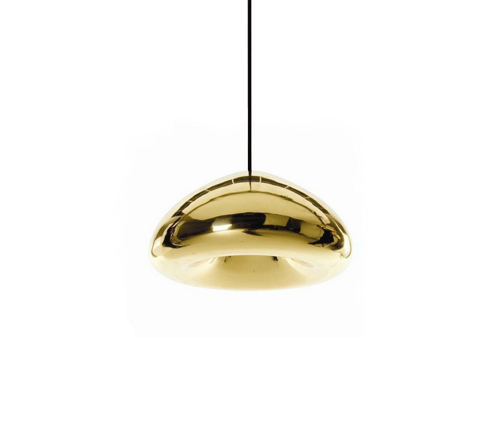 Void Brass lamp, Tom Dixon, 2010