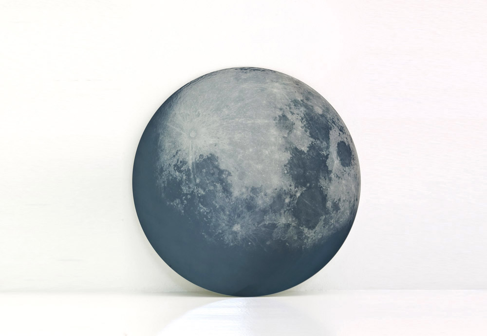 Specchio My Moon My Mirror , Successful Living From Diesel With Moroso , 2012