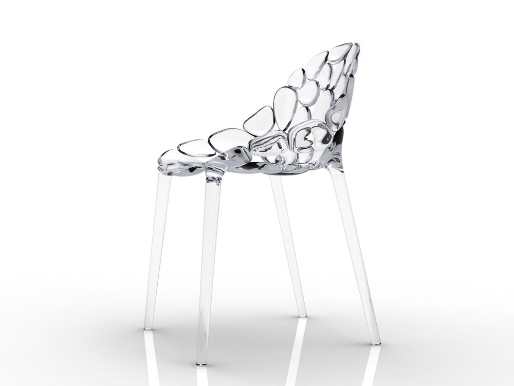 Cloud-Io Chair, Eugeni Quitlet, Kartell, 2015