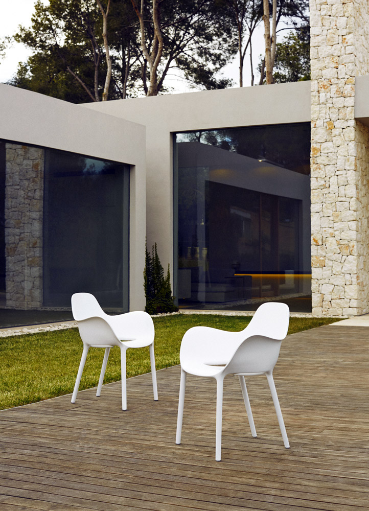 sabinas chair by vondom