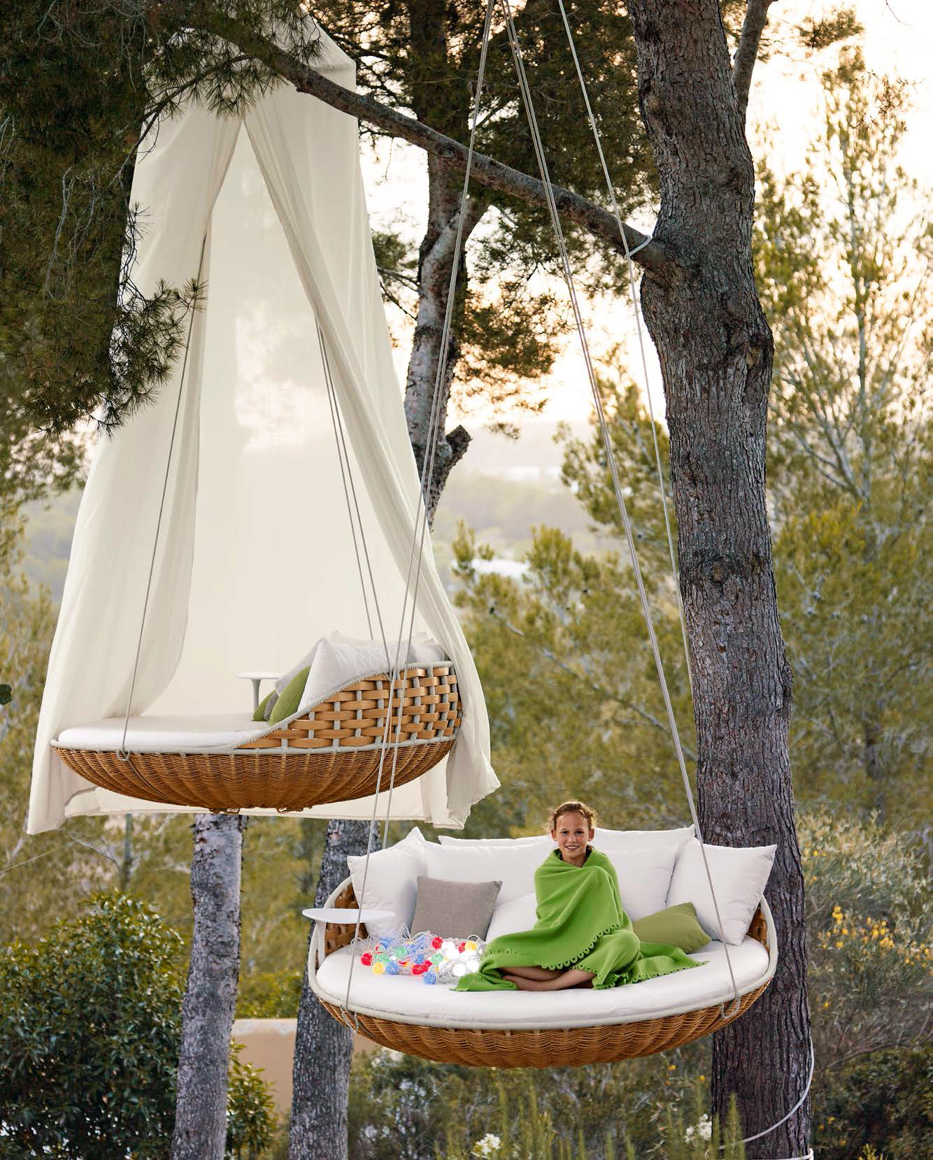 Lettino Swingrest, Daniel Pouzet, Dedon, 2013